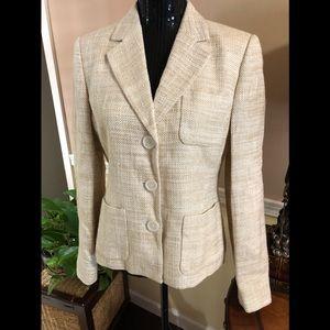 NWOT Michael Kors Teed jacket
